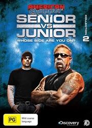 American Chopper: Senior Vs Junior: Collection 2