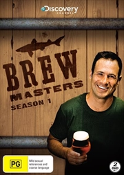 Brew Masters - Season 1 | DVD