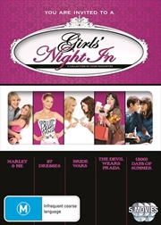 Girls' Night In - Romance Collection Boxset | DVD