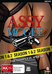 Assy McGee - The Complete Spread - Season 1-2