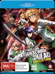 High School Of The Dead - Collection | Blu-ray