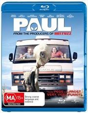 Paul   Blu-ray