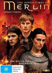 Adventures Of Merlin - Series 3, The
