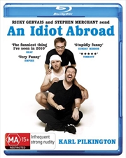 An Idiot Abroad - Series 1 | Blu-ray