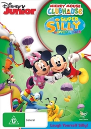 Mickey Mouse Clubhouse - Mickey's Super Silly Adventures | DVD
