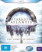 Stargate Atlantis - Complete Series | Blu-ray