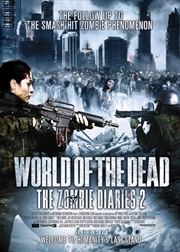 World Of The Dead - The Zombie Diaries 2 | DVD