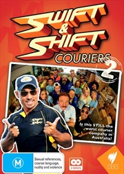 Swift and Shift Couriers - Series 2