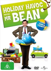 Mr Bean - Holiday Havoc | DVD
