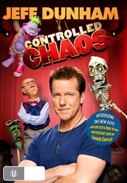 Jeff Dunham: Controlled Chaos Slimline | DVD