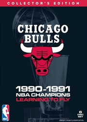 NBA Chicago Bulls 1990-91 Champions: Collector's Edition Slimline