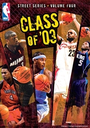 NBA Street Series: Class Of 2003: Vol 4: 60th Anniversary Edition Slimline