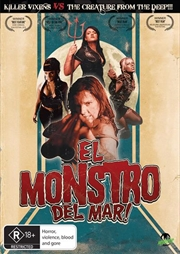 El Monstro Del Mar | DVD