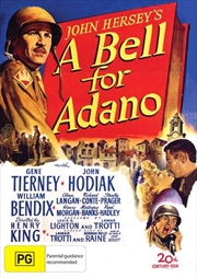 A Bell For Adano | DVD