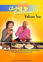 Gluten Freedom: Vol 2 | DVD