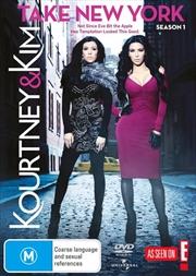 Kourtney and Kim Take New York - Season 1