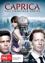 Caprica - The Complete Series Boxset