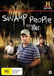 Swamp People: Season 1 | DVD