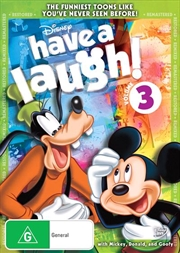 Have A Laugh With Mickey - Vol 3 | DVD