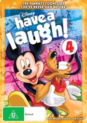 Have A Laugh With Mickey - Vol 4 | DVD
