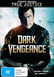 True Justice - Dark Vengeance | DVD