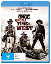 Once Upon A Time In The West | Blu-ray