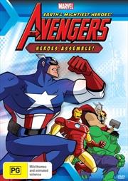 Avengers - Heros Assemble!