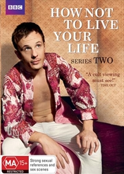 How Not To Live Your Life - Series Two | DVD