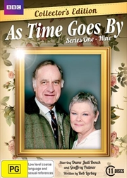As Time Goes By - Series 01 - 09 | Box Set