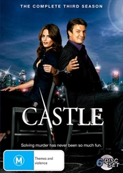 Castle - Season 3 | DVD