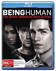 Being Human - U.S. - Season 1 | Blu-ray