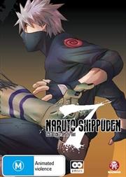 Naruto Shippuden - Collection 7 - Eps 78-88 | DVD