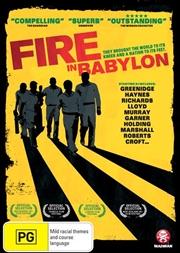 Fire In Babylon | DVD