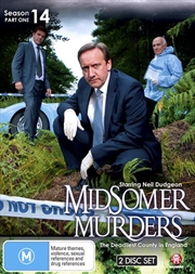 Midsomer Murders - Season 14 - Part 1 | DVD