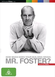 How Much Does Your Building Weigh, Mr Foster?   DVD