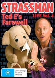 David Strassman: Ted E's Farewell | DVD