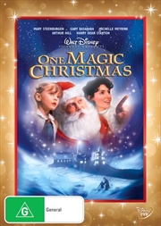 One Magic Christmas | DVD