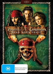 Pirates Of The Caribbean - Dead Man's Chest | DVD