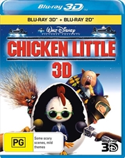 Chicken Little | Blu-ray 3D