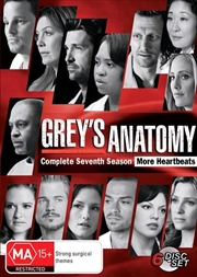 Grey's Anatomy - Season 07 | DVD