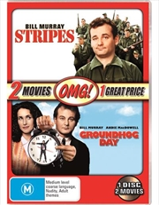 Stripes / Groundhog Day | DVD