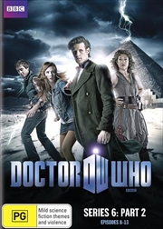 Doctor Who - Series 6 - Part 2   DVD