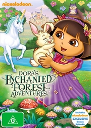 Dora The Explorer- Dora's Enchanted Forest Adventures