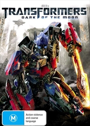 Transformers - Dark Of The Moon | DVD