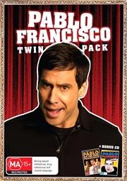 Pablo Francisco   DVD