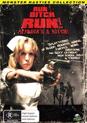Run Bitch Run! | DVD