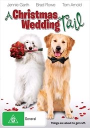 A Christmas Wedding Tail | DVD