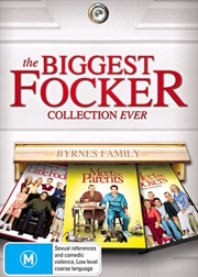 Biggest Focker Collection - Meet The Parents / Meet The Fockers  / Little Fockers, The