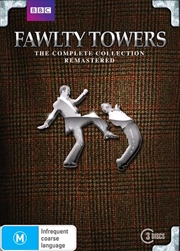 Fawlty Towers - The Complete Remastered | Box Set
