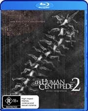 Human Centipede 2, The | Blu-ray